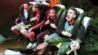 SCARY CARNIVAL RIDE!