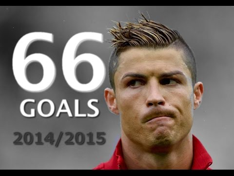 Cristiano Ronaldo ►All 66 Goals | 2014/2015 HD