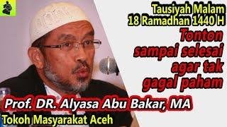 Download Video INDONESIA DENGAR INI! ALLAH TDK MENJAMIN YG MEMBELA KEBENARAN SELALU MENANG (Prof. Alyasa Abubakar) MP3 3GP MP4