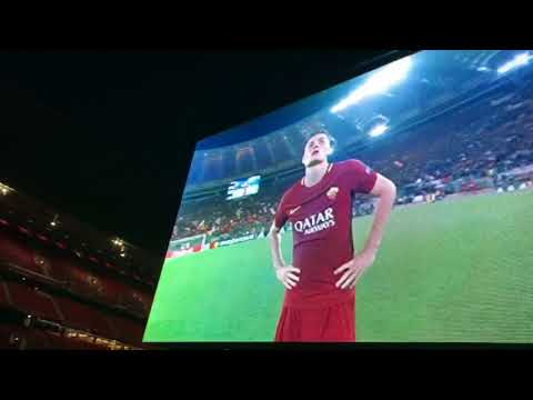AS Roma 4 - 2 Liverpool Screening (AGG 6-7)