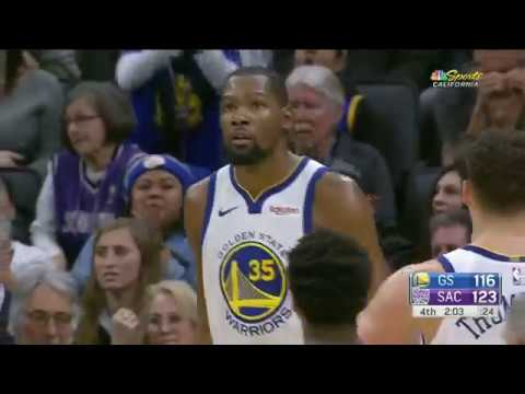 Golden State Warriors vs Sacramento Kings | December 14, 2018