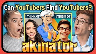 Video YouTubers Try To Find Themselves In Akinator (React: Gaming) MP3, 3GP, MP4, WEBM, AVI, FLV Januari 2019