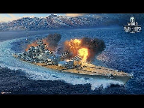 World Of Warships - Livestream - Mal Wieder Reingucken [ Deutsch 🐄 Gameplay ]