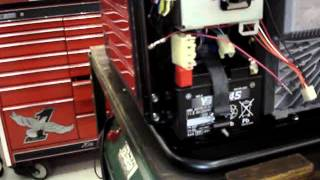 6. 4 Function Wireless Remote control for Honda EU7000iS Installation by Pinellas Power Products