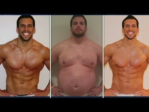 UP - Author and trainer Drew Manning talks about his dramatic weight gain and loss in a year to relate to his clients.