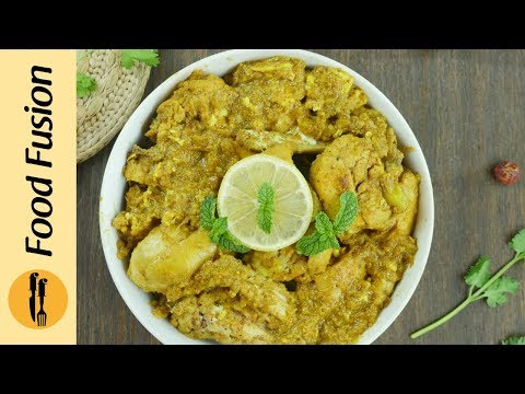 Murgh Kababi - The Best chicken you have ever had - Food Fusion