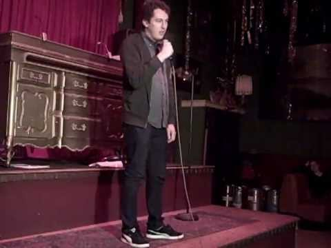 Trevor Hill at The Romane Event Comedy Show - February 29th 2012