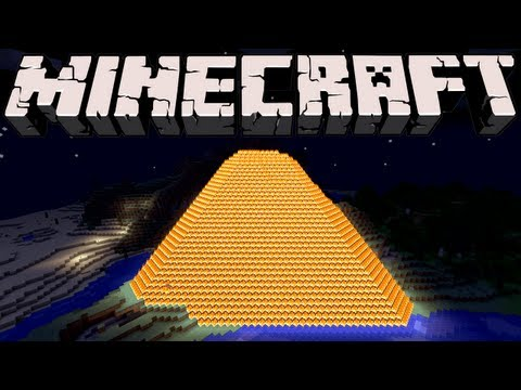 Minecraft - Fire Mountain