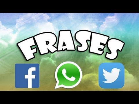 Estados y Frases para WhatsApp - Facebook - Twitter - Graciosas #11