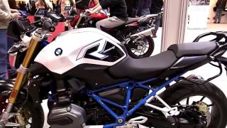 1. 2018 BMW R1200R Naked Exclusive Features Edition First Impression Walkaround HD