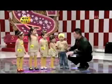 CUTE!!! Wonder Babies跳Nobody~