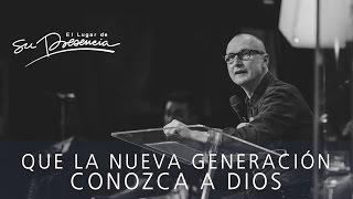 Miniatura de Que la nueva generación conozca a Dios – Andrés Corson