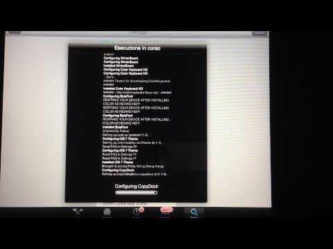 how to get / install iOS 7 - 8 on iPad 1 generation - 100% working - required jailbreak