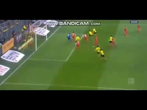 Gol de KAGAWA , Borussia Dortmund 1 x 0 Freiburg.