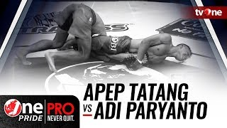 Video [HD] One Pride MMA: Apep Tatang VS Adi Paryanto -  FULL FIGHT MP3, 3GP, MP4, WEBM, AVI, FLV Oktober 2018
