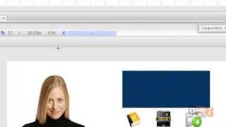 Scroll Bar com imagens e botões, prático mas com poucas opções de personalização. Aula 01