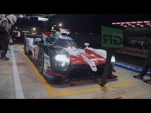 WEC- Resumen victoria Toyota