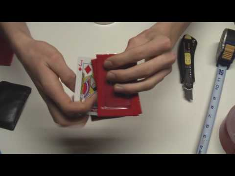 Making A Duct Tape Wallet - HD