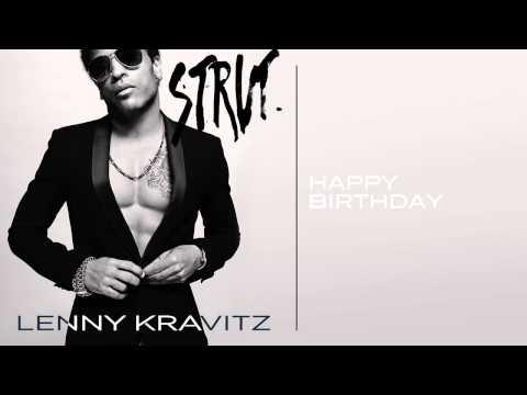 Tekst piosenki Lenny Kravitz - Happy Biryhday po polsku