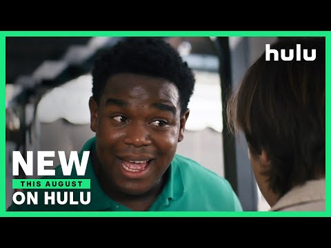 New This Month: August • Now Streaming on Hulu