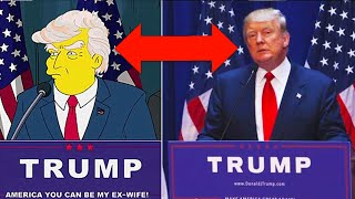 10 Times The Simpsons Predicted The Future full download video download mp3 download music download