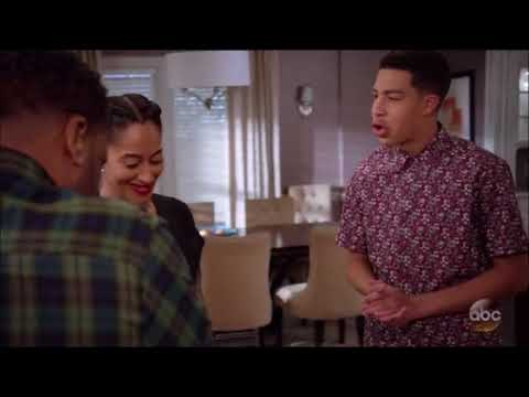 Best Lines from Blackish 4x22   Collateral Damage
