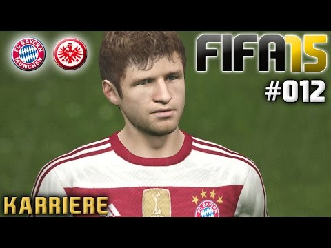FIFA 15 KARRIERE #012: Eintracht Frankfurt vs. FC Bayern «» Let's Play FIFA 15