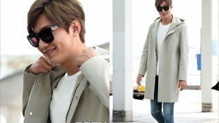 Download Lagu Intip Tampilan Baru Lee Min Ho Gaya Rambut Coklat Mp3