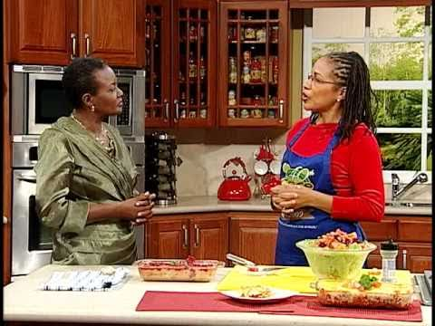 Diabetic Dishes - Grace Foods Creative Cooking Christmas Series