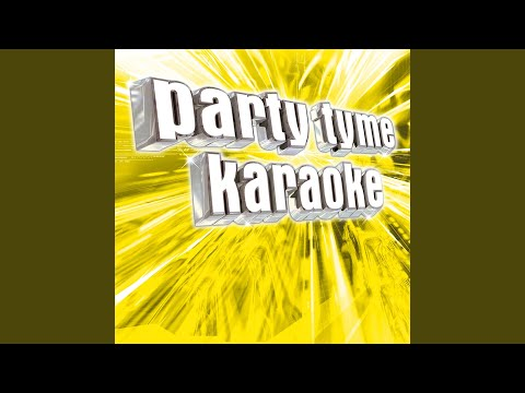 We Can't Stop (Made Popular By Miley Cyrus) (Karaoke Version)