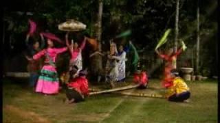 Philippine Folk Dance Singkil