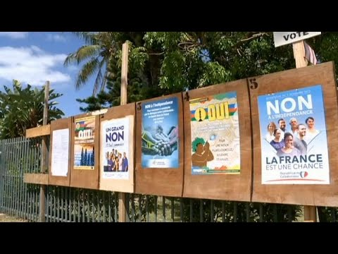«Όχι» στην ανεξαρτησία της Νέας Καληδονίας από τη Γαλλία …