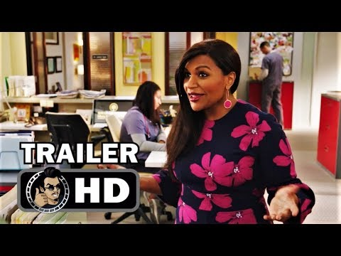 THE MINDY PROJECT Final Season Official Trailer (HD) Mindy Kaling Hulu Series