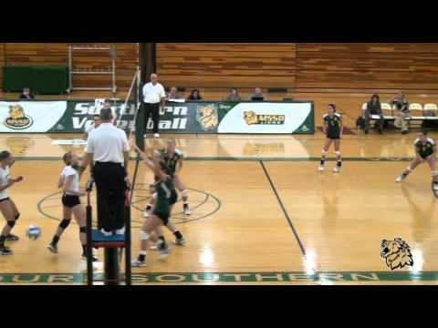 Volleyball vs. Emporia State