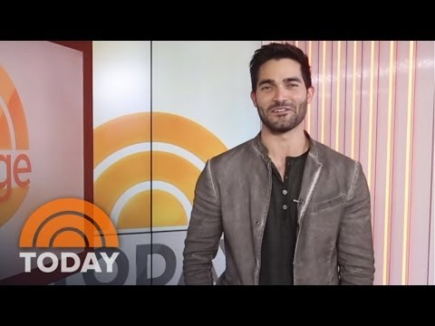 Tyler Hoechlin's Internet Detox | Behind The Tweet | TODAY