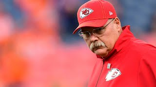 Andy Reid on QB Sneak, Probably shouldn't have called it, that what you're saying? by NFL