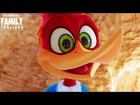 Woody Woodpecker | Official Trailer  for live action animated family movie