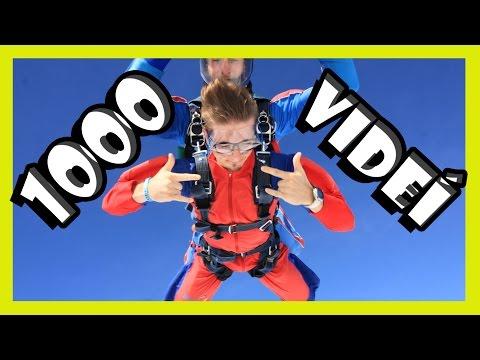Wedry vydal již 1000 videí!