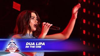 Video Dua Lipa - 'Be The One' - (Live At Capital's Jingle Bell Ball 2017) MP3, 3GP, MP4, WEBM, AVI, FLV Maret 2018
