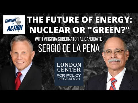 The Future of Energy and the Right to Self-Defense with Sergio de la Pena