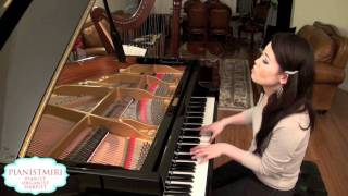 Video Eric Clapton - Tears in Heaven | Piano Cover by Pianistmiri MP3, 3GP, MP4, WEBM, AVI, FLV Agustus 2018