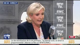 """Video Marine Le Pen """"veut tout changer"""" au Front national MP3, 3GP, MP4, WEBM, AVI, FLV Juni 2017"""