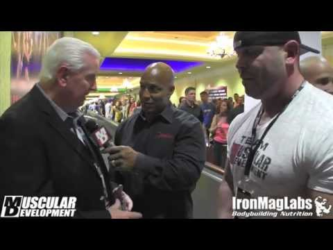 2014 Mr. Olympia   Shawn Ray and Team MD Preview