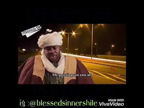 Alfa Shakiru x Odunlade Adekola