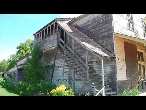 a mysterious abandoned ghost town in michigan