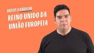O professor Claudio Hansen fala sobre o Brexit (saída do Reino Unido da União Europeia), além de propor uma questão sobre o tema. Quer mais vídeos de todas a...