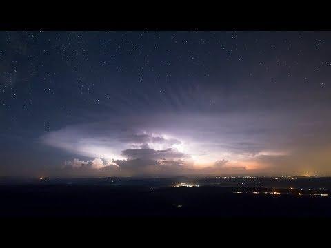 Istria - Supercell Storm Timelapse_Időjárás Magyarország, Budapest. Heti legjobbak