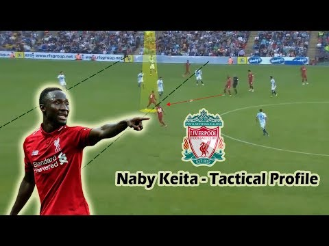 Naby Keita - Tactical Profile - Liverpool Career So Far - Player Analysis