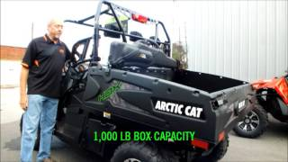 3. Arctic Cat Prowler 700 HDX Hunter's Edition