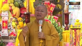 Xây chùa làm phúc cho dân - TT. Thích Nhật Từ -  13/12/2015